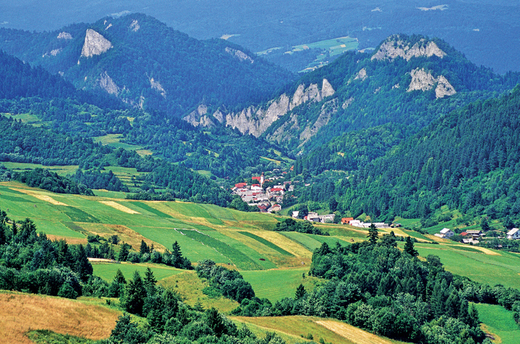 National Park of Pieniny, Jan Lacika.jpg